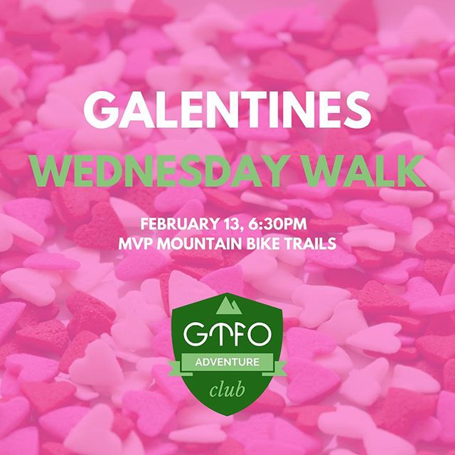 💕💕SEE FACEBOOK EVENT FOR MORE DETAILS, but definitely spend Galentines Day with US 💕💕 #gtfonb