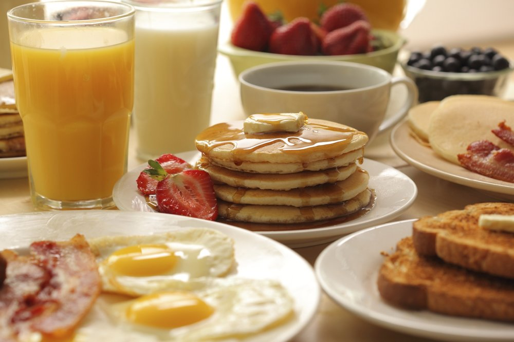 Breakfast and LunchServed Daily -