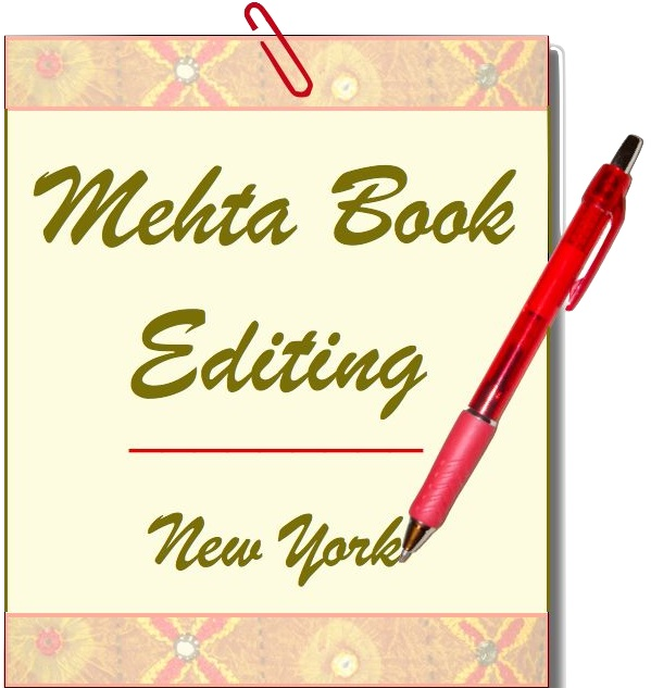 Mehta Book Editing on Squarespace