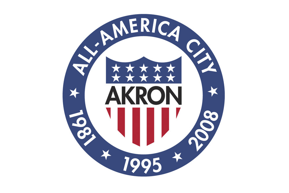 The City Of Akron