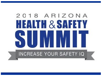 2018 Arizona ASSE & AIHA Health & Safety Summit - This year's joint Professional Development Summit/Conference will be located at Arizona State University in Tempe, Arizona.The Summit is a great opportunity for networking and professional growth!  We have secured outstanding speakers for our conference.Attendees Register HereExhibitors Register Here