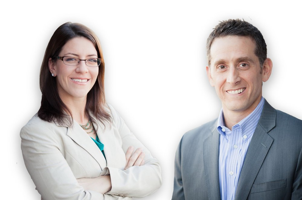 Dr. Melissa Coats and Dr. Dan Rubin were both acknowledged as Top Doctor's in Phoenix in 2017.