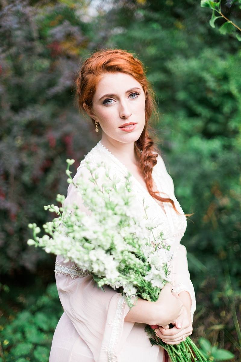 Makeup: Ashlie Lauren of Glamour Productions Studios Florals and Styling: Kill's Custom Creations Photography: Emily Jane Photography