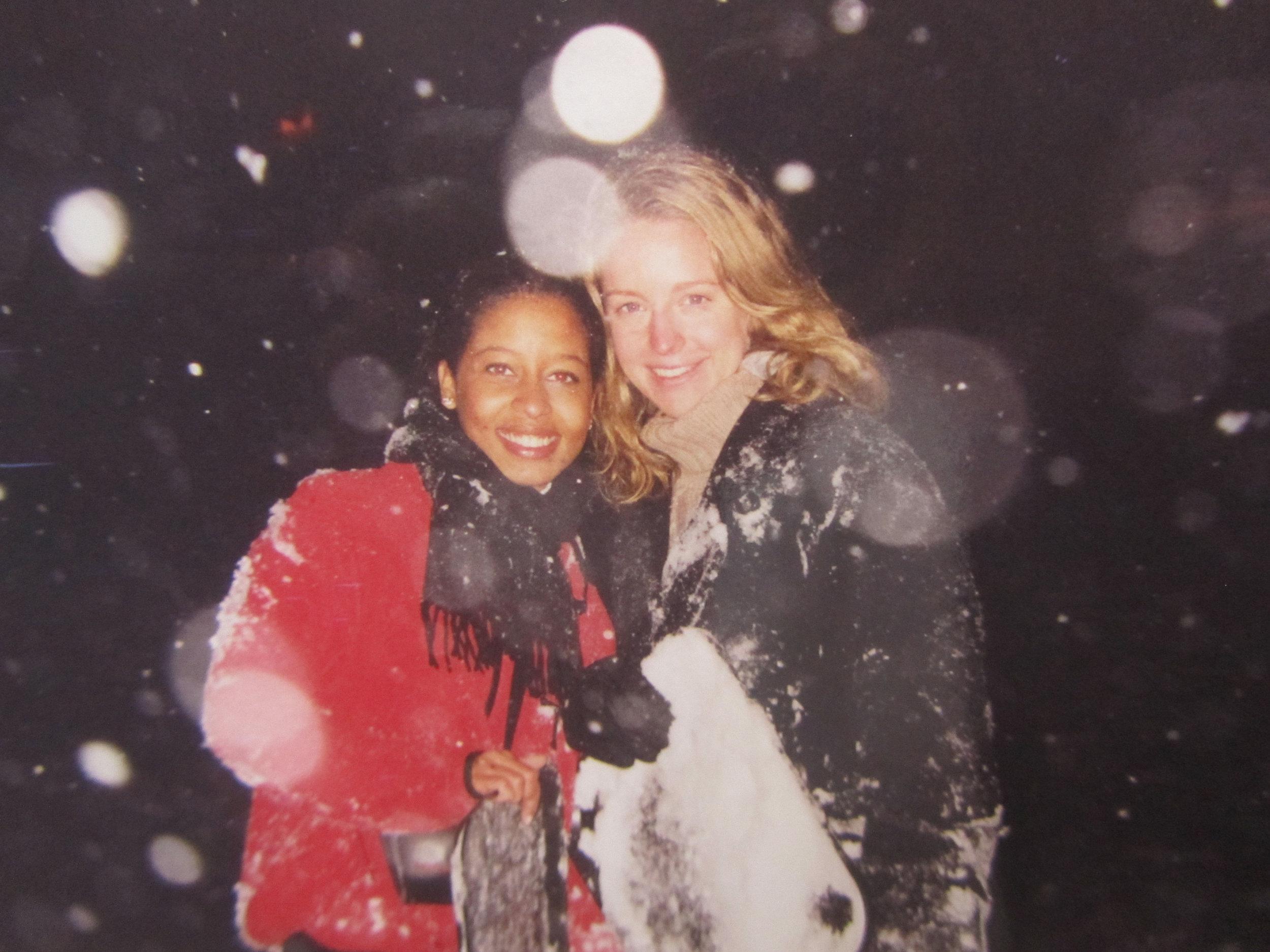 wheaton snow