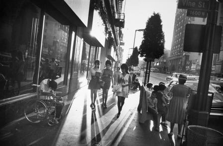 Winogrand LA 1969
