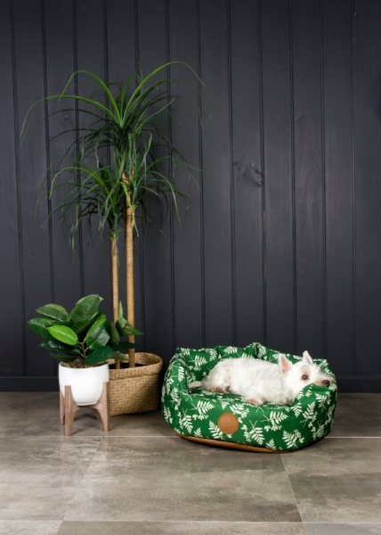 Pooky & Boo - Forrest dog bed.jpg