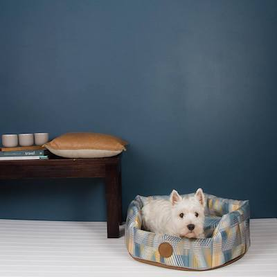 Pooky & Boo, Rustic Sky dog bed