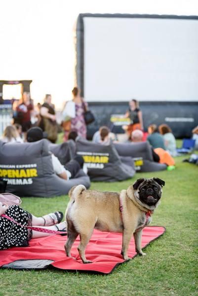 American Express Openair Cinema, Perth