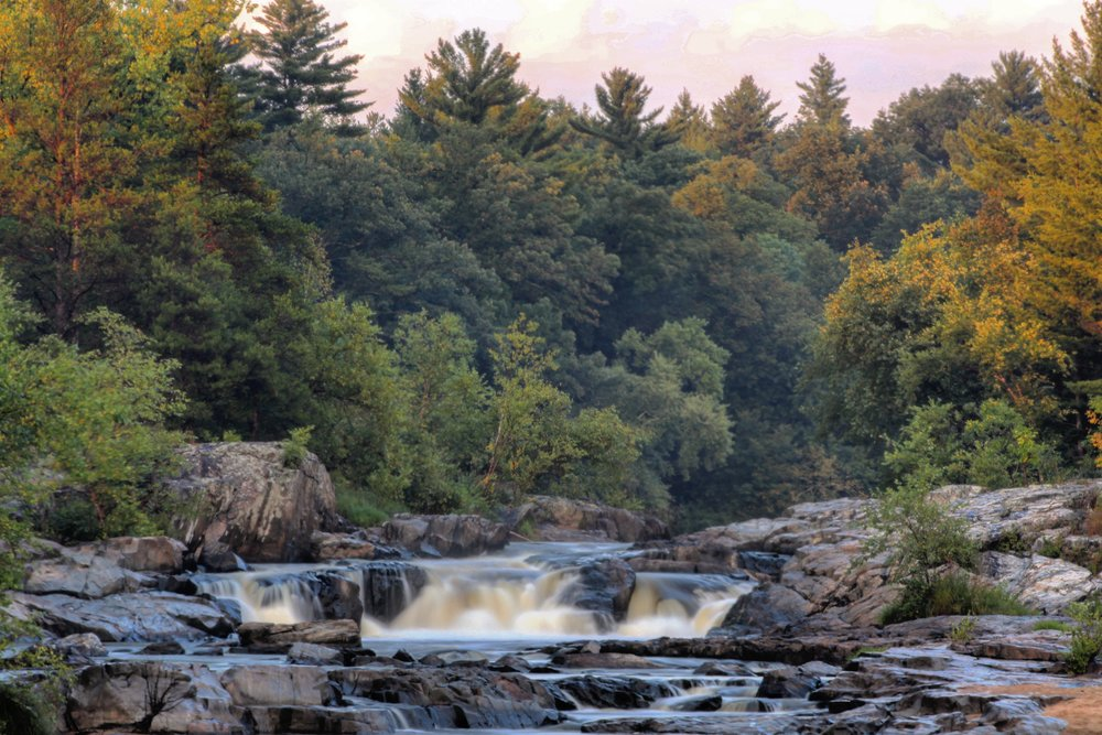 Big Falls County Park, Eau Claire