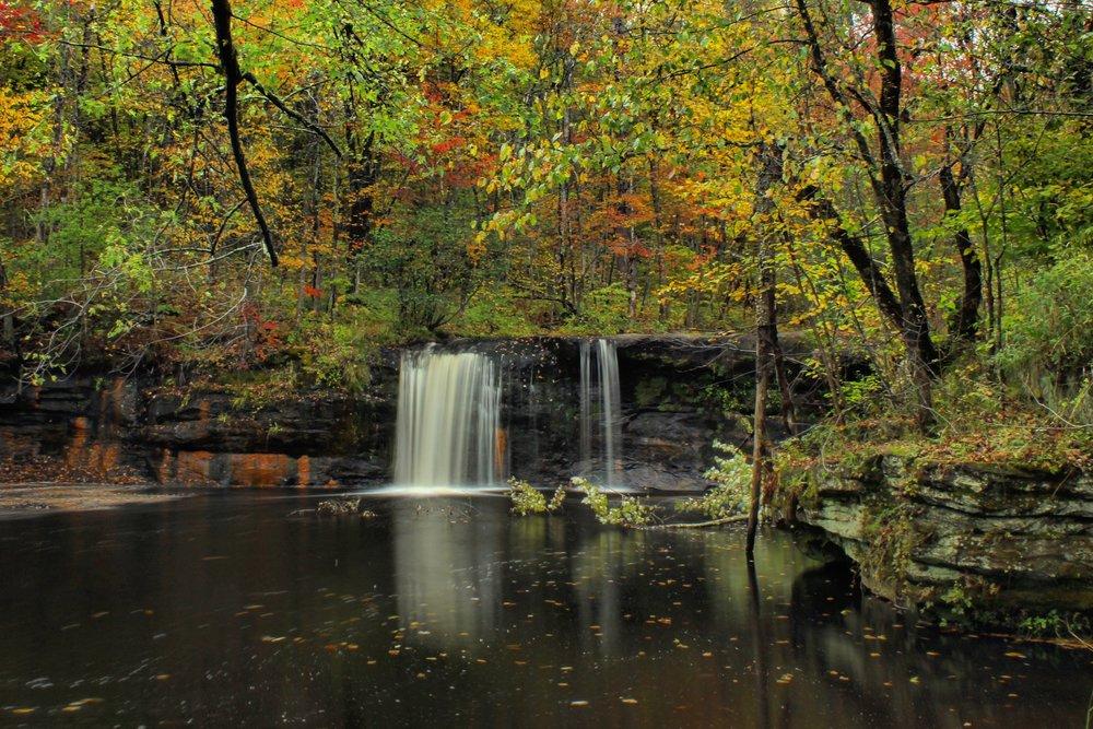 Wolf Creek Falls, Banning State Park, Sandstone, Minnesota