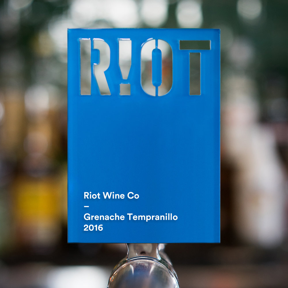 Tasting Notes Turkish delight and bright cherries, black fruits and cinnamon on palette, bright acid and silky tannin. - Grape: Grenache Tempranillo Vintage: 2016 ABV: 14%