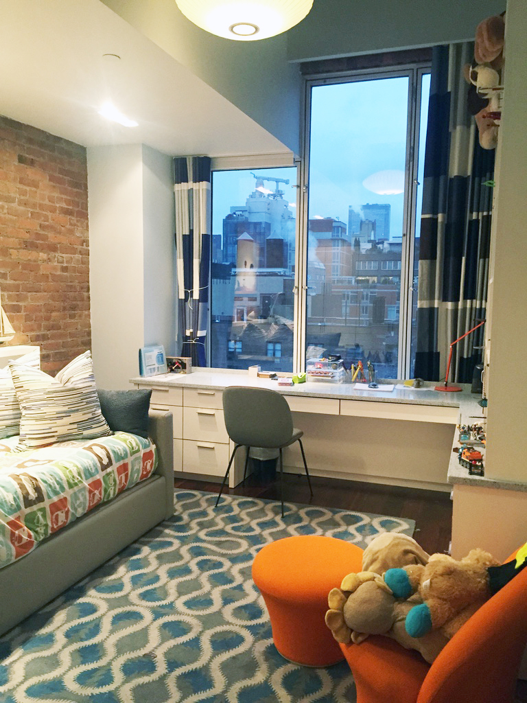 chelsea, NYC - BEDROOM UPDATE