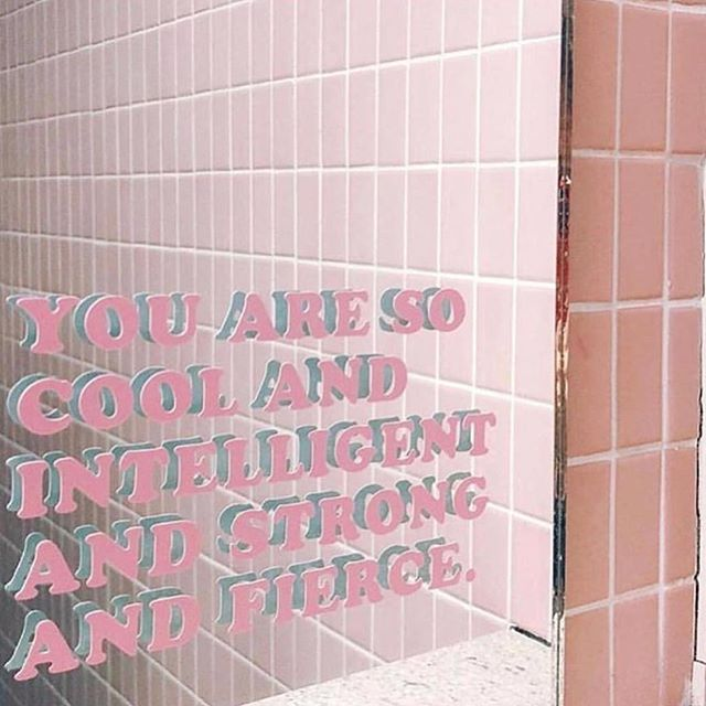 Just a cute reminder that you're pretty amazing, beauty. Keep on shining ✨#beautyisbravery 📷: @sophia.joan.short