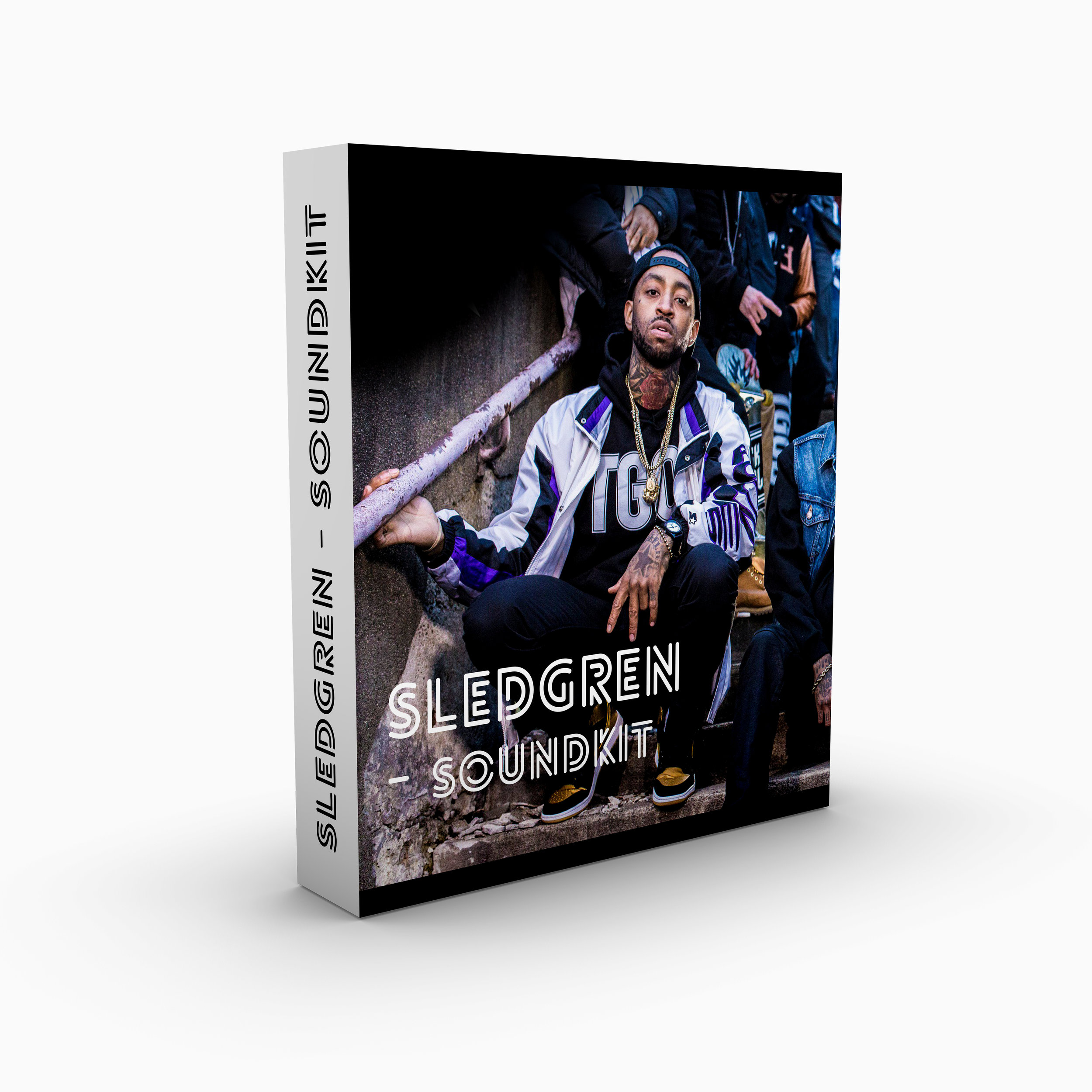 sledgren drum kit