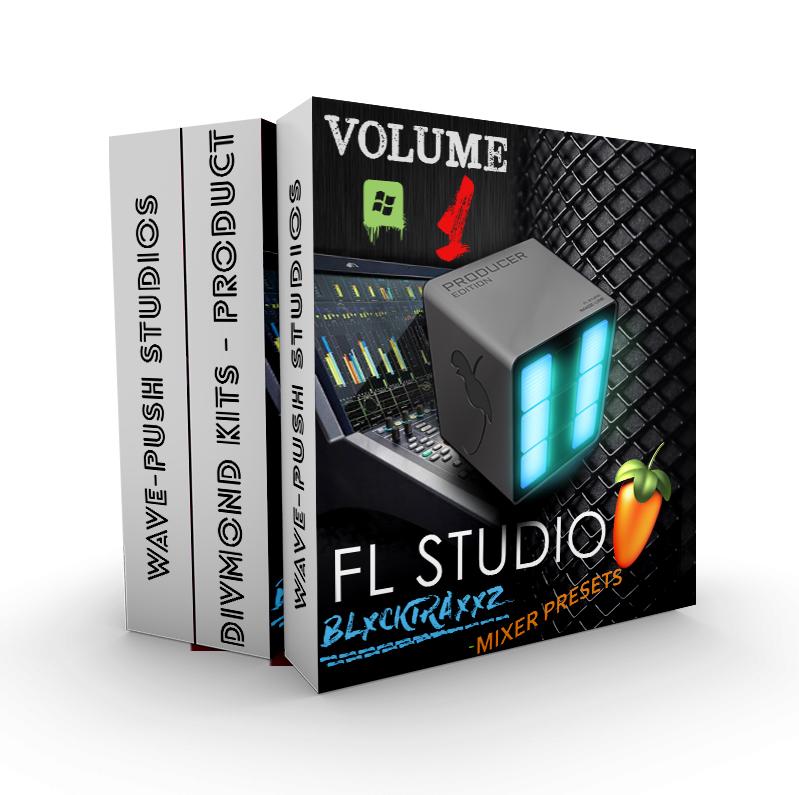 fl studio mastering presets pack