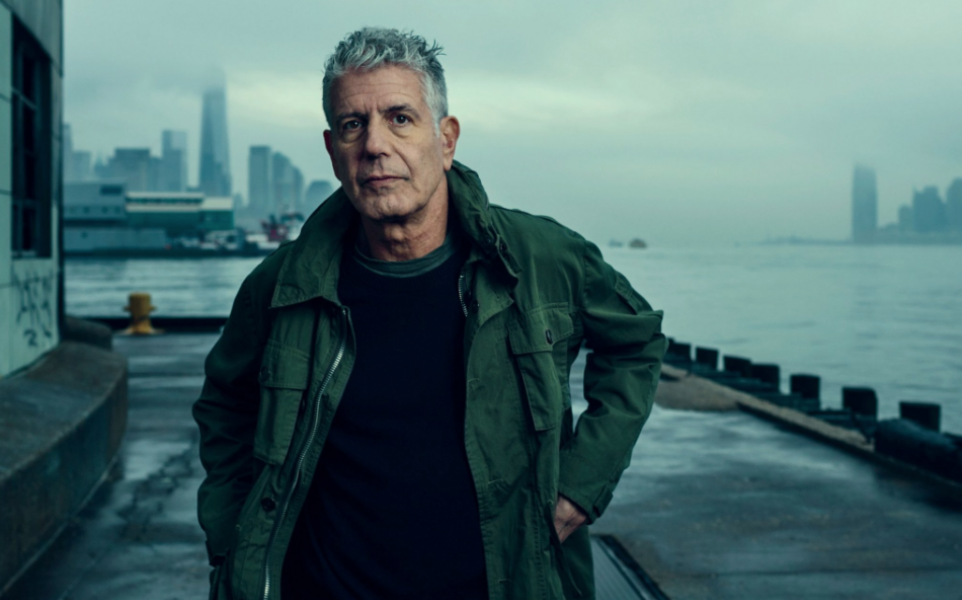 Parts Unknown and CNN's Anthony Bourdain (1956-2018) - Source: Submitted For Your Perusal