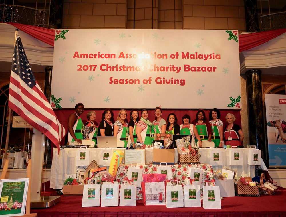 Our 2017 Christmas Charity Bazaar was a highlight of our year! We had over 100 vendor participants and over 20 charity honorees. It's a great way to ring in the holiday season. If you're interested in getting involved with our 2018 event, click  here !