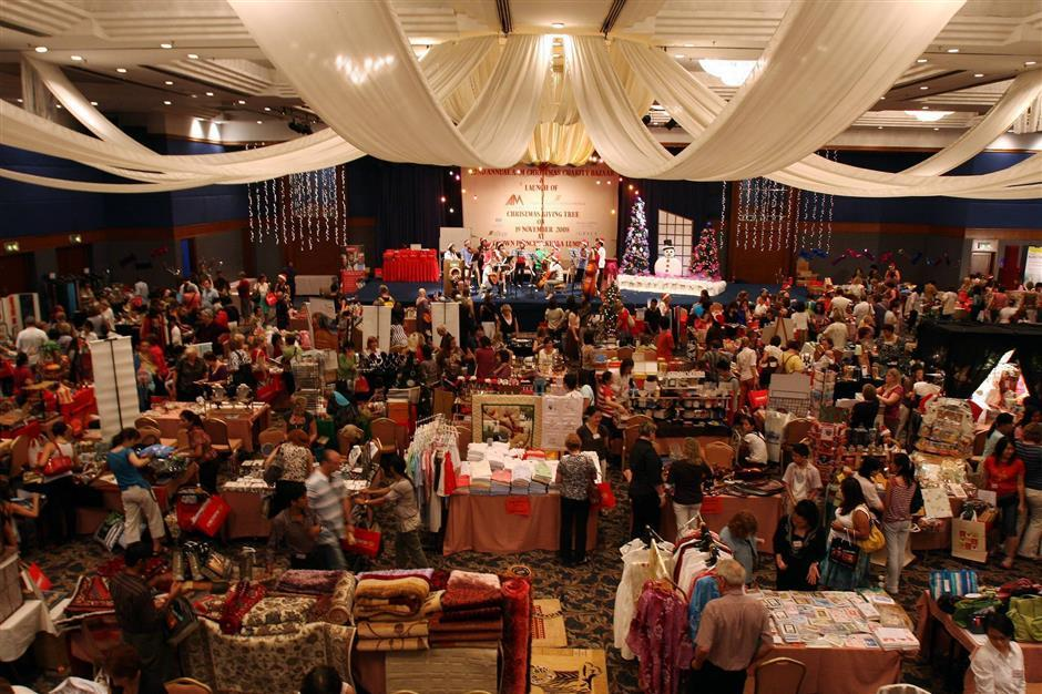 - AAM's 22nd Christmas Bazaar in Kuala Lumpur