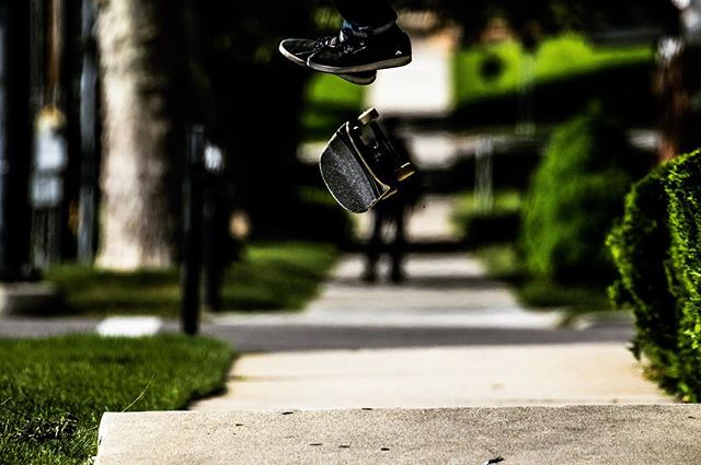 """All skateboarding is, is putting ideas into action."" - Marc Johnson"