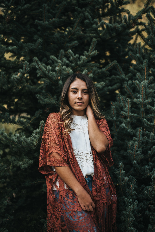 Alana Senior Portraits