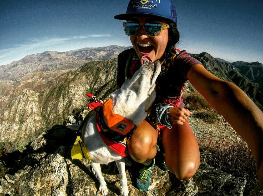 Dog mom | Plant based powered |Mountain enthusiast