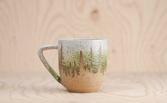 If I didn't buy this mug I'd get arrested for TREE-son