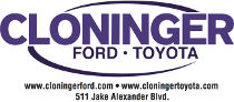 Cloninger Ford Toyota