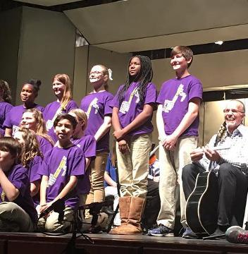 5th grade honors chorus