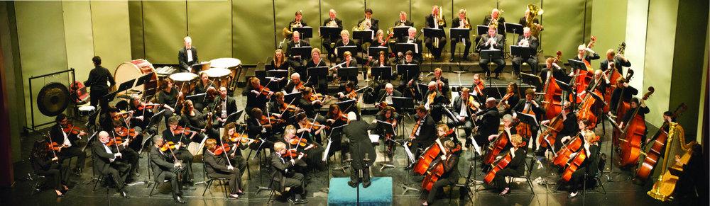 Salisbury Symphony Orchestra 2016