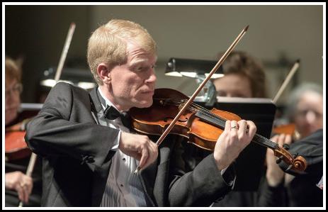 Dan Skidmore, Concertmaster