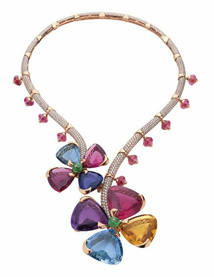 Fiore Di Bulgari Necklace