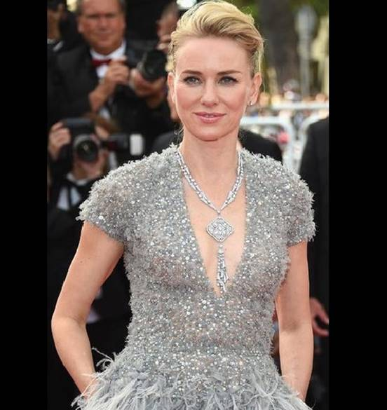 Stunning Naomi Watts in BULGARI.