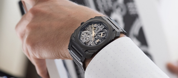 The BULGARI Octo Finissimo Skeleton