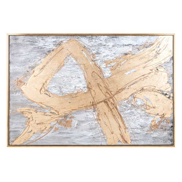 artwork - Lines, shapes, form, texture, color or the size of piece creates the overall look of an area. It is an expression of self. It can depict youth, growth, determination or a memory to connect with. The varibles are vast with artwork, thus the importance of selecting the right piece.