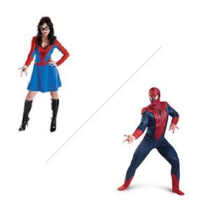 Spiderman or Spidergirl