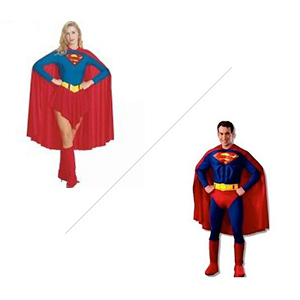 Super Lady or Super Dude