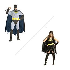 Batman or Batgirl