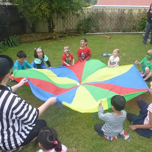 Kids Toddler Birthday Parties