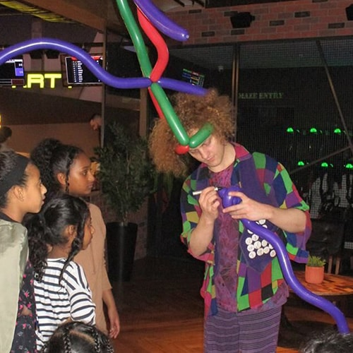 Balloon Twisting Party for Kids