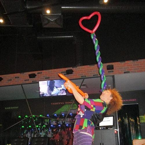 Amazing Children's Balloon Entertainer