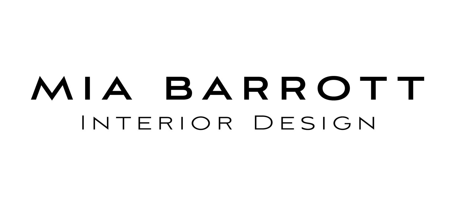 MIA BARROTT INTERIOR DESIGN