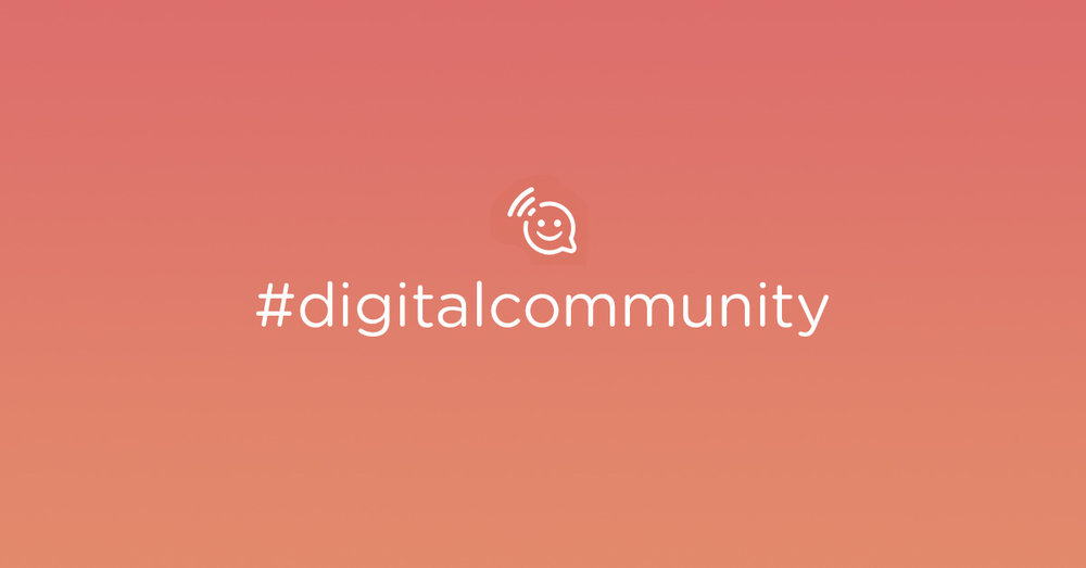 #digitalcommunity
