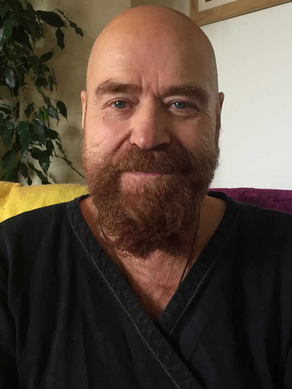 Kenneth Svala,  - Tibetan Medicine Healer