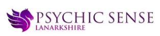 Psychic Sense Lanarkshire - Saturday 14:30