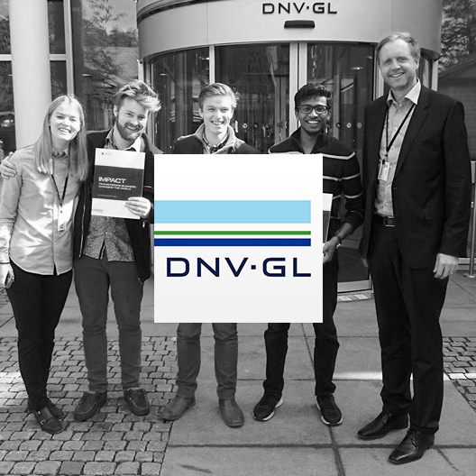 Knowledge first - After our first meeting with DNV-GL we have received a steady stream of information on the 17 Sustainable Development Goals. They have also brought speakers to our conferences and promoted YSI in their presentations at some of the largest industry events in Europe. Their network has enabled us to grow and learn.