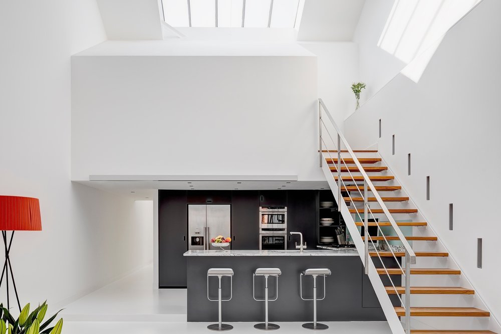 Ordinaire WEST LONDON The Task Was To Turn A Spacious 1 Bedroom 1 Bathroom Loft  Apartment Into