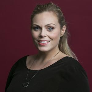 Salóme Guðmundsdóttir  CEO at Icelandic Startups / On maternity leave