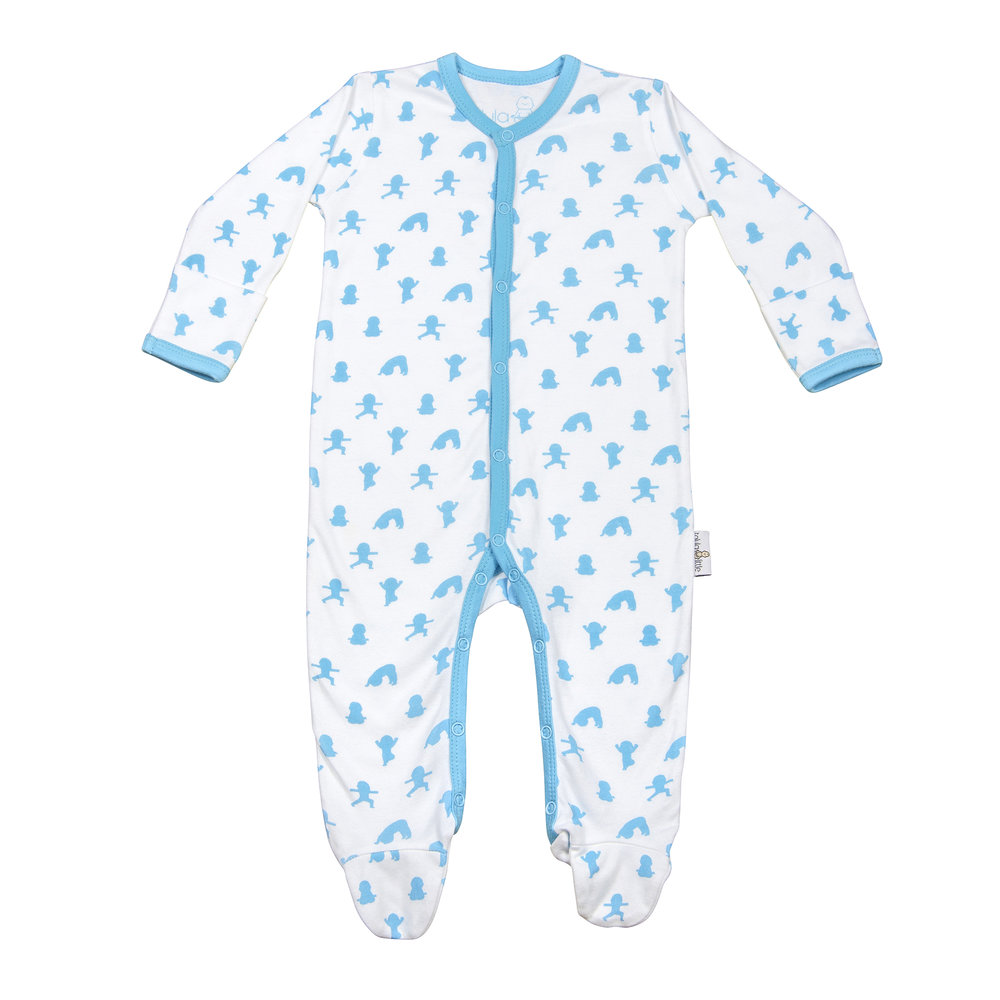 Funsie Onesie - Yoga Party - Aquarius (front).jpg