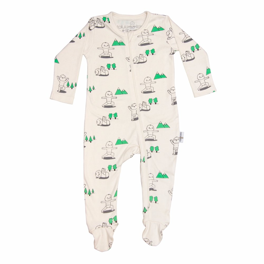 Funsie Onesie - Nature Party - Natural (front).jpg