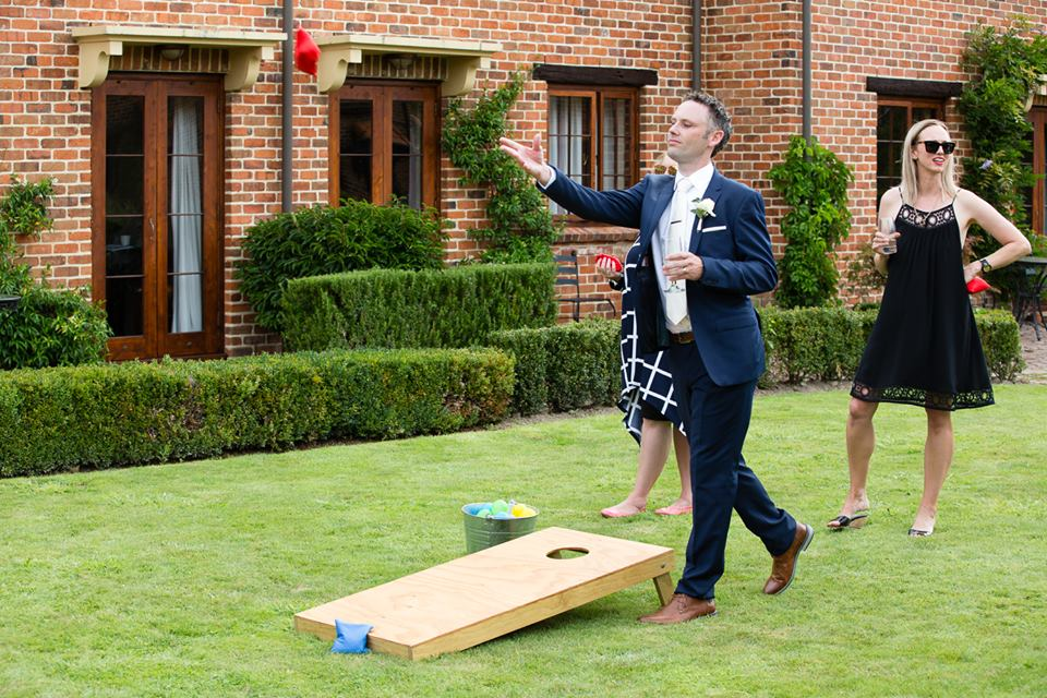 GK Events Hire Cornhole